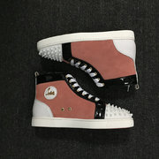 Louboutin High Top Sneakers CLHT428