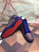 Louboutin High Top Sneakers CLHT430
