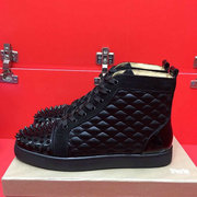 Louboutin High Top Sneakers CLHT433