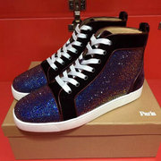 Louboutin High Top Sneakers CLHT434