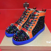 Louboutin High Top Sneakers CLHT438