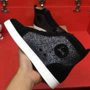 Louboutin High Top Sneakers CLHT442