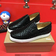 Louboutin Low Top Sneakers CLLT257