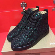 Louboutin High Top Sneakers CLHT450