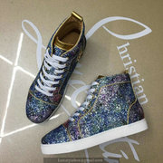 Louboutin High Top Sneakers CLHT451