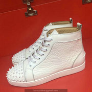 Louboutin High Top Sneakers CLHT456