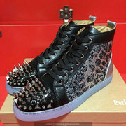 Louboutin High Top Sneakers CLHT461