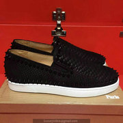 Louboutin Low Top Sneakers CLLT276