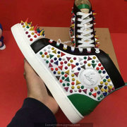 Louboutin High Top Sneakers CLHT466