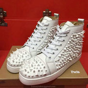Louboutin High Top Sneakers CLHT469
