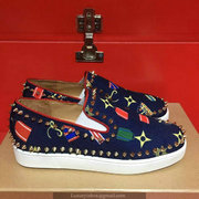 Louboutin Low Top Sneakers CLLT282