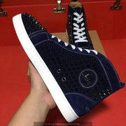 Louboutin High Top Sneakers CLHT470