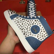 Louboutin High Top Sneakers CLHT471