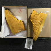 Louboutin High Top Sneakers CLHT474