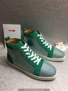 Louboutin High Top Sneakers CLHT482