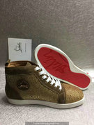 Louboutin High Top Sneakers CLHT480