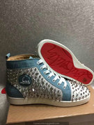 Louboutin High Top Sneakers CLHT488