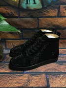 Louboutin High Top Sneakers CLHT493
