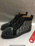Louboutin High Top Sneakers CLHT494