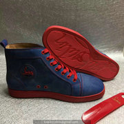 Louboutin High Top Sneakers CLHT497
