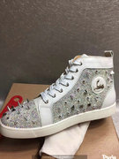 Louboutin High Top Sneakers CLHT498