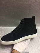 Louboutin High Top Sneakers CLHT504