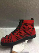 Louboutin Louis Spikes Sneakers CLHT505
