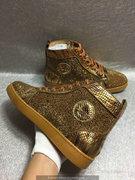 Louboutin Rhinestone Sneakers CLHT507