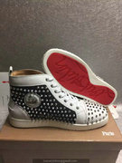 Louboutin Louis Spikes Sneakers CLHT510