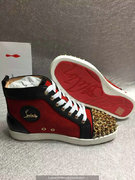 Louboutin Lou Spikes Sneakers CLHT512