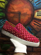 Louboutin Low Top Sneakers CLLT332