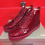 Louboutin Louis Spikes Sneakers CLHT530