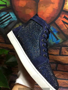 Louboutin High Top Sneakers CLHT533