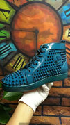 Louboutin Louis Spikes Sneakers CLHT534