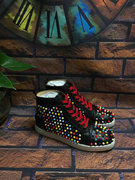 Louboutin Louis Spikes Sneakers CLHT535