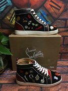 Louboutin High Top Sneakers CLHT536