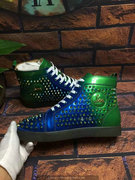 Louboutin Louis Spikes Sneakers CLHT538