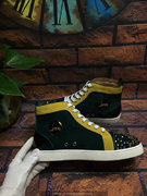 Louboutin High Top Sneakers CLHT539