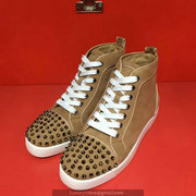 Louboutin High Top Sneakers CLHT541