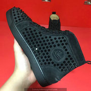 Louboutin Louis Spikes Sneakers CLHT544