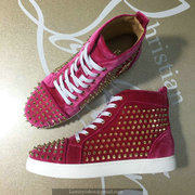 Louboutin Louis Spikes Sneakers CLHT545