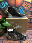Louboutin Lou Spikes Sneakers CLHT547
