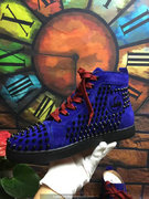 Louboutin Louis Spikes Sneakers CLHT550