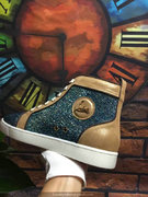 Louboutin Rhinestone Sneakers CLHT552