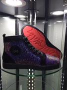 Louboutin Rhinestone Sneakers CLHT559