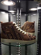 Louboutin Louis Spikes Sneakers CLHT561