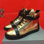 Giuseppe Zanotti Leather Sneakers GZHT26821