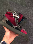 Giuseppe Zanotti Leather Sneakers GZHT26823