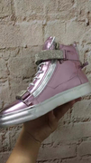 Giuseppe Zanotti Leather Sneakers GZHT26825