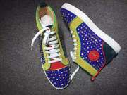Louboutin Louis Spikes Sneakers CLHT565